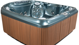 J-400 Series Hot Tub by Jacuzzi